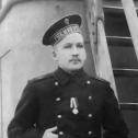 Берестень Сергей Петрович - электрик ПЛ «Акула», унтер-офицер 1-й статьи.