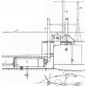 05) Схема расположения приспособлений для работы дизелей на перископной глубине.