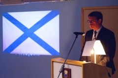 18_Выступление советника посольства РФ в Эстонии - Евгения Верлина.