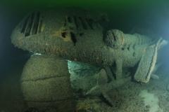 02) Корма, винты, вертикальный и горизонтальный руль, торпедный аппарат