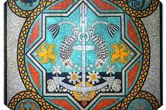 19_Фрагмент мозаики пола.