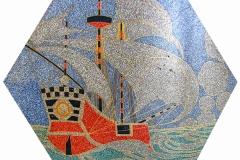 18_Фрагмент мозаики пола.