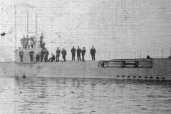 "23) ПЛ ""Акула"" в 1912 году"