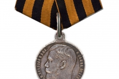 05) Георгиевская медаль 4-й степени