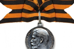 04) Георгиевская медаль 3-й степени
