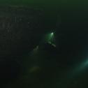 """Фото 5. Кормовой вертикальный руль ПЛ """"Акула""""."""