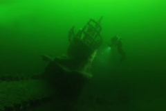 01) Акула на дне 2014 год