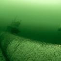 Фото 10. Остов лодки и рубка.